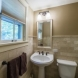 Photo by Karlovec & Company Design/Build Remodel. Powder Room & Dining Room Renovation - thumbnail