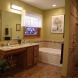 Photo by Stebnitz Builders, Inc. Master Bathroom Remodel - thumbnail