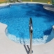 Photo by Brown's Pools & Spas. Vinyl Liner With Custom Decking - thumbnail