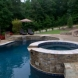 Photo by Brown's Pools & Spas. Custom Designed Gunite Pool - thumbnail