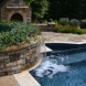 Photo by Brown's Pools & Spas. Classic Design  - thumbnail