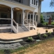 Photo by American Exteriors & Masonry. Porch and Patio in Chantilly, VA. - thumbnail