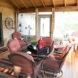 Photo by Advance Design Studio, Ltd.. Radiant Screen Porch in Gilberts - thumbnail