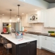 Photo by Advance Design Studio, Ltd.. A Star-Spangled Kitchen in Barrington - thumbnail