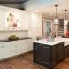 Photo by Advance Design Studio, Ltd.. A Star-Spangled Kitchen in Barrington - thumbnail