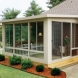 Photo by Residential Renovations. Sunrooms the All Year Staycation Room - thumbnail