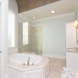 Photo by Manuel Builders. Lydia Floor Plan with Heritage I Elevation - thumbnail