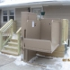 Photo by EHLS & To The Top Home Elevators. Vertical Platform Lifts - thumbnail