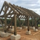 Photo by Lancaster County Timber Frames, Inc..  - thumbnail