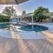 Photo by Gordon Reese Design Build. Backyard Oasis - thumbnail