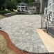 Photo by American Exteriors & Masonry. Paver Patio and Deck in Leesburg, VA - thumbnail