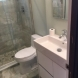 Photo by Bassett Home Services. Bathroom renovation - thumbnail