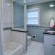 Photo by Construction Ahead. Master bath & hall bath - thumbnail