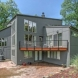 Photo by Mosby Building Arts. Modern Home and Siding - thumbnail
