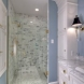 Photo by Mosby Building Arts. Classic Marble Bathroom - thumbnail
