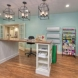 Photo by Mosby Building Arts. Kids' Art Studio and Craft Room - thumbnail