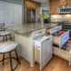 Photo by Mosby Building Arts. Maximum Storage Kitchen - thumbnail