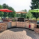Photo by Mosby Building Arts. Outdoor Kitchen - thumbnail
