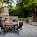 Photo by MOSAIC Group [Architects and Remodelers]. Outdoor Living Area Entry - thumbnail