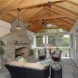 Photo by Case Design/Remodeling Inc. of DC Metro area. Outdoor Living Area Entry - thumbnail