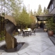 Photo by Prestige Residential Construction. Outdoor Living Area Entry - thumbnail