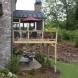 Photo by Ashton Woods Homes (Atlanta). Outdoor Living Area Entry - thumbnail