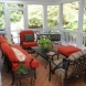 Photo by Moss Building and Design. Screened Porch Addition in Oakton, VA - thumbnail