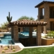 Photo by Presidential Pools & Spas. Outdoor Living Area Entry - thumbnail