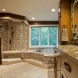 Photo by Criner Remodeling. Modern Bathroom Remodel - thumbnail