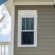 Photo by Aluminum Company of North Carolina. Siding, Double Hung Windows and Entry Doors - thumbnail