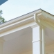 Photo by Aluminum Company of North Carolina. Entry doors, siding, gutters and shutter replacement - thumbnail