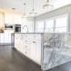 Photo by Boardwalk Builders. Back Bay Kitchen Remodel  - thumbnail