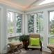 Photo by Custom Built Design & Remodeling. Beautiful Sunroom - thumbnail