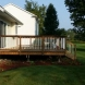 Photo by Custom Built Design & Remodeling. Beautiful Sunroom - Before and After - thumbnail