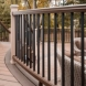 Photo by Custom Built Design & Remodeling. Nice Big Beautiful Deck - thumbnail