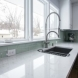 Photo by White Crane Construction. Open Kitchen Living in Linden Hills - thumbnail