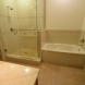 Photo by Pittsburgh Design Diva. Condo Master Bath Renovation - thumbnail