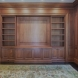 Photo by Greenbrook Design. Mahogany Study  - thumbnail