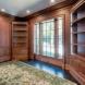 Photo by Greenbrook Design. Mahogany Study  - thumbnail