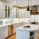 Photo by Wood Wise Design & Remodeling Inc.. Inside-the-beltline kitchen remodel - thumbnail