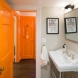 Photo by Bryhn Design/Build. Princeton Orange Apartment - thumbnail