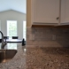 Photo by Pittsburgh Design Diva. 2x4 Marble backsplash design and install - thumbnail