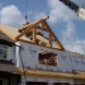Photo by Crimson Design & Construction. Timber Frame Addition - thumbnail