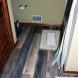 Photo by Romanoff Renovations. Bathroom floor redo - thumbnail