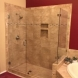 Photo by Romanoff Renovations. Bathroom remodels - thumbnail