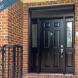 Photo by Aluminum Company of North Carolina. Entry Door with sidelites and transom - thumbnail