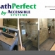 Photo by BathPerfect by Accessible Systems. Modern Design - thumbnail