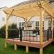 Photo by Sierra Structures Inc.. Deck &  Pergola - thumbnail