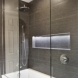 Photo by Pat Scales Remodeling. Worthington Master Bath - thumbnail