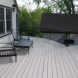 Photo by Sylvestre Construction Inc. Round Deck - thumbnail